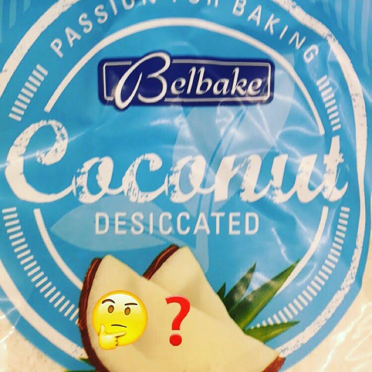 Czy wiórki kokosowe zawierają dwutlenek siarki?