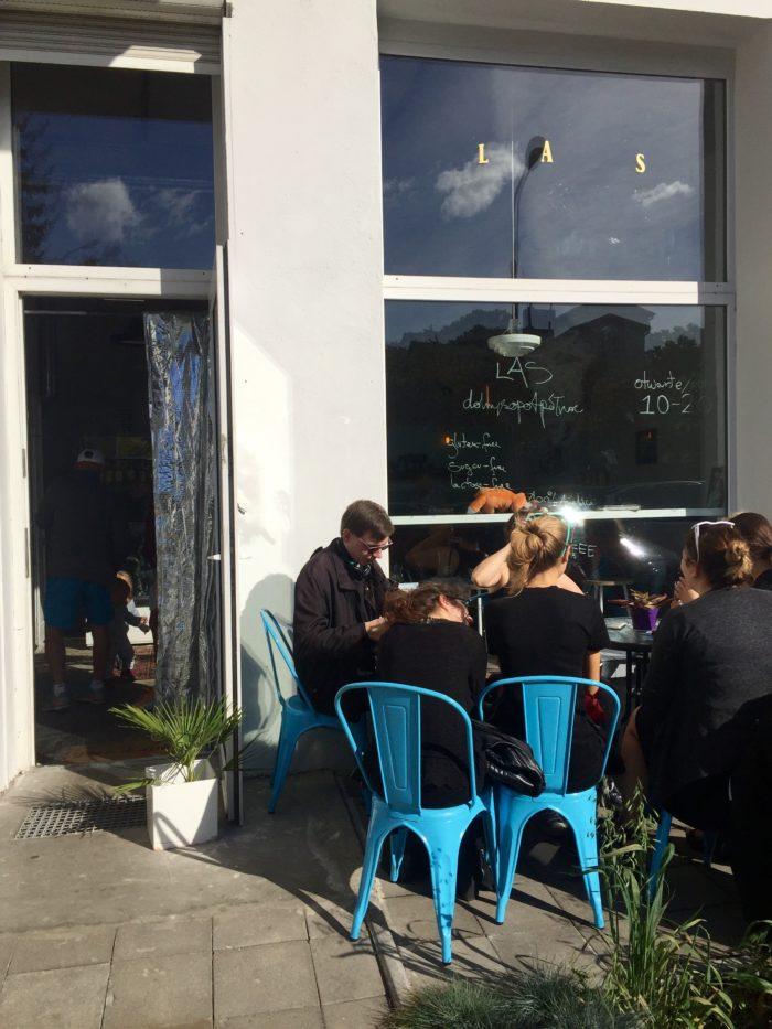 LAS – kawiarnia w Sopocie.