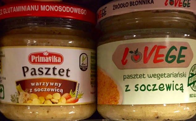 pasta warzywna